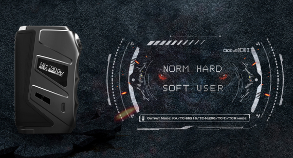 Nikola Wolverine 230W Mod - an ergonomic continuation of the range ...