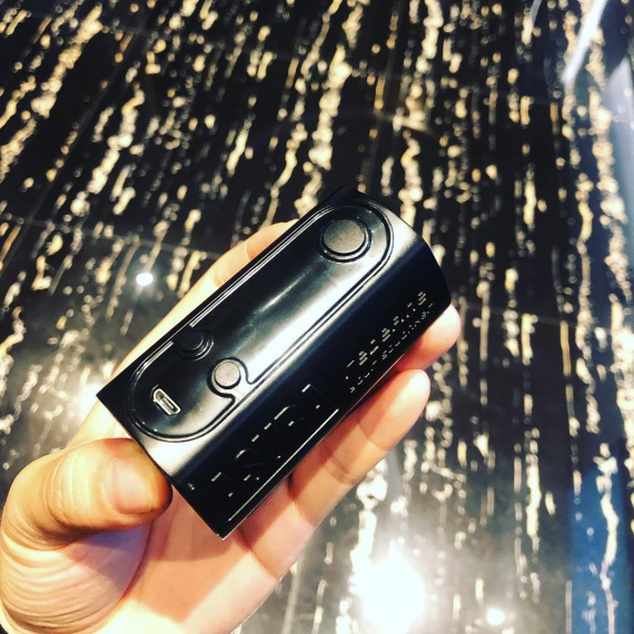 Hugo Vapor Asura 2-in-1 Squonk Box Mod - do you want Squonk, and you just want a powerful boxing mod ...