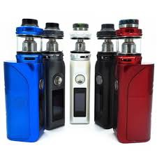 Asmodus Colossal + Wotofo Flow Pro SubTank kit -