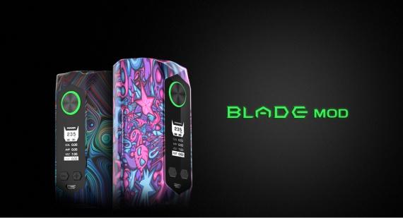 Старые новые предложения - Vapor Storm puma 200w и Geekvape Blade box mod...