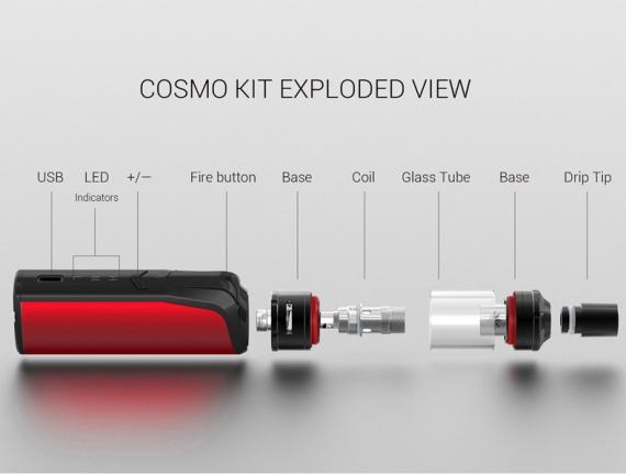 Vaptio Cosmo Kit - ничего особенного, однако познакомиться стоит...