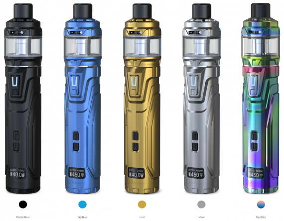 Joyetech Ultex T80 with Cubis Max kit is another adjustable pipe module with an innovative atomizer ...