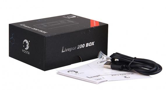 Yosta Livepor 200W - еще один Livepor в линейке...