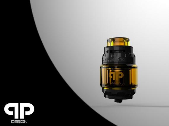 QP Design JuggerKnot Mini RTA - мини версия - минимум изменений...