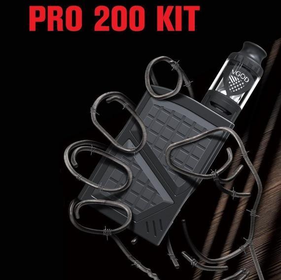 Новые старые предложения - Wake Mod Co Littlefoot Kit и Vgod Pro Subtank...