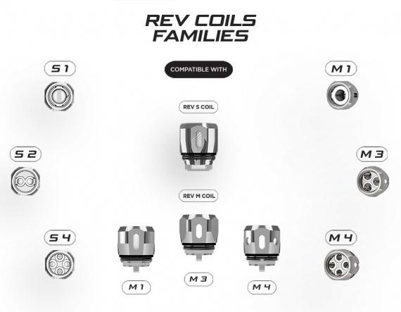 Rev-Tech Drift 2 Tank - необслуга для нового флагмана...