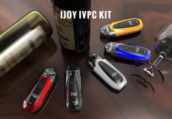 IJOY IVPC Starter Kit - получилось очень даже...