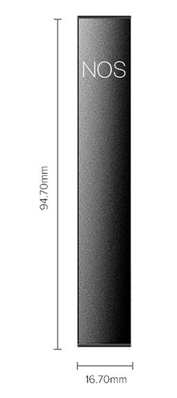 NOS Mini Disposable Pod Kit Review