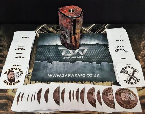 Zapwrapz - кастомизация вашего любимчика в три клика...