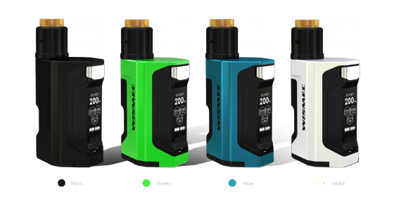 Wismec Luxotic DF Kit -