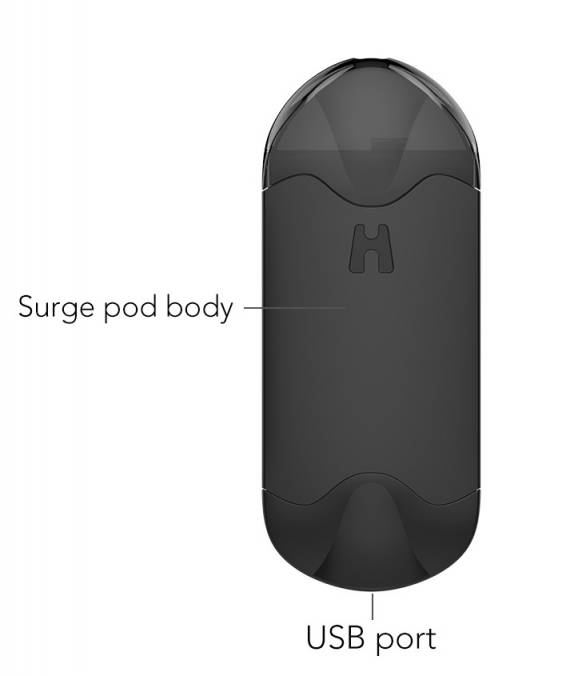 Hugsvape Surge Pod Kit - ну чем не годнота...