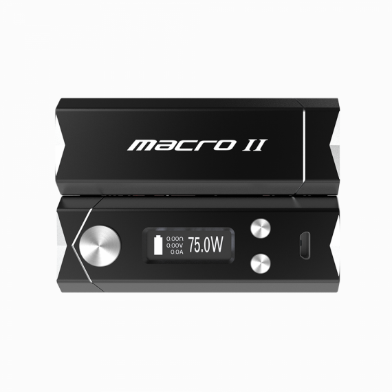Sbody Macro 2 DNA 75 - новый корпус со старыми мозгами...