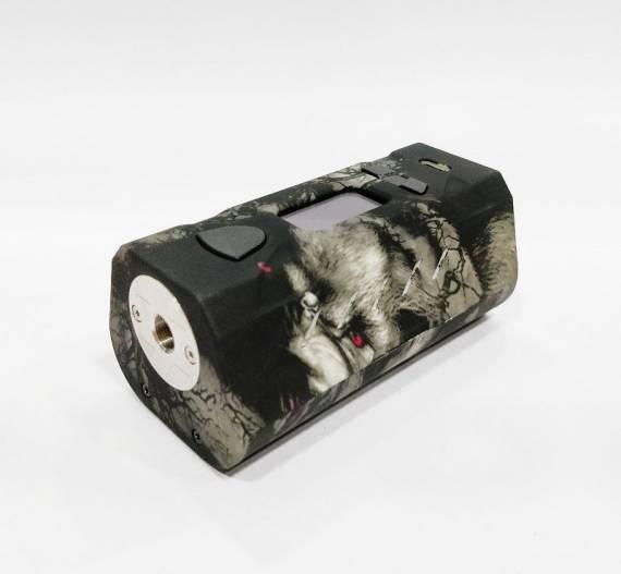 Hotcig G217 Dual TC Box Mod - пластиковая вариация с увеличенной мощностью...
