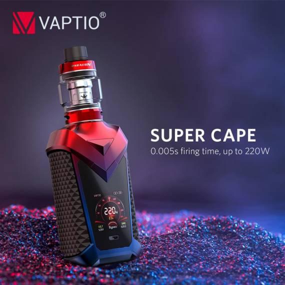 Vaptio Super Cape Kit - они никогда не прекратят)))...