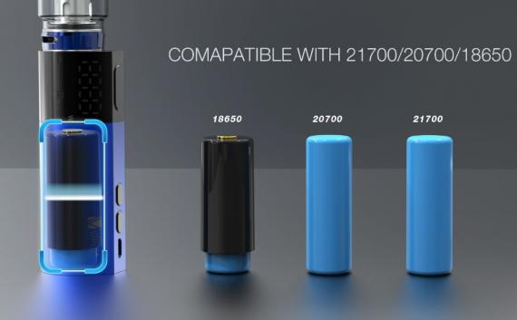 Vaptio VEX 100 Kit - просто вариватт...