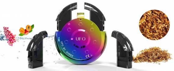 Khree UFO 2 Pod System Kit - НЛО на шее...