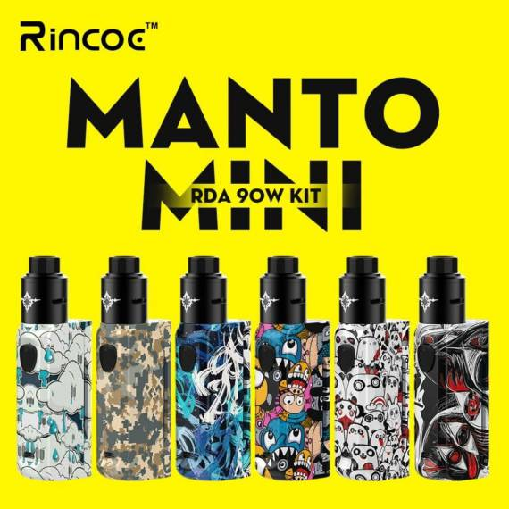 Rincoe Manto Mini Kit - пластмассовый простачок...