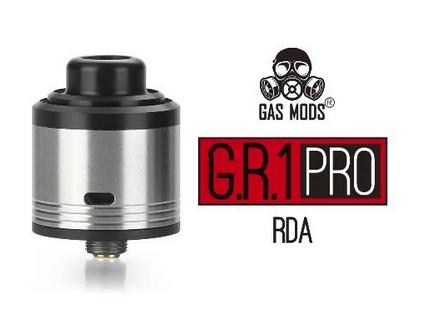 Gas Mods G.R.1 PRO RDA - стала двуспиральной...