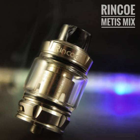 Rincoe Manto X Mesh 228w Kit - рыксёныш...