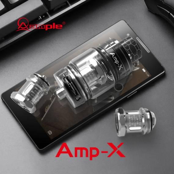 Ample Amp-X Subohm Tank - серьезно настроенная необслуга...