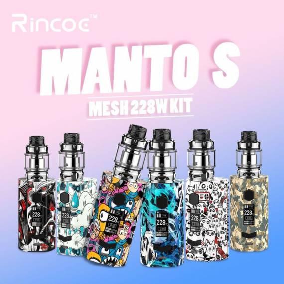 Rincoe Manto S Mesh Kit - облегченный вариант предшественника...