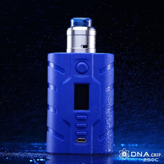 Vapecige VTX Squonk Mod 200W DNA250c - вполне компактный и мощный...