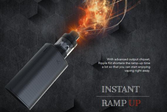 KangerTech Ripple Starter Kit - очередной проходняк...