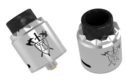 5Gvape Fighter RDA - теперь и двуспиралку презентовали...
