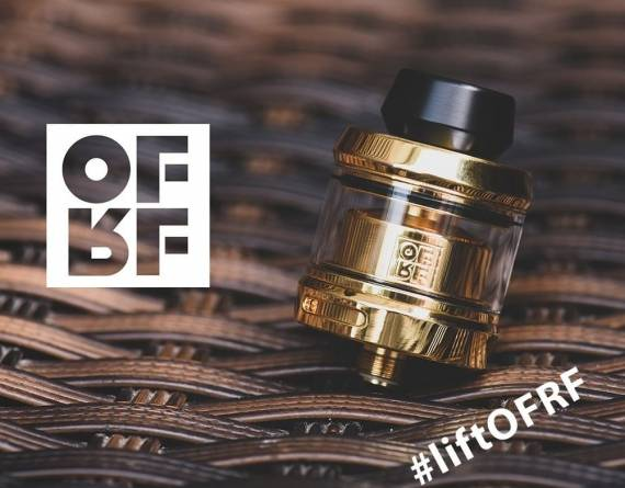 OFRF Gear RTA - красиво стартовали...