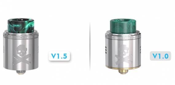 Vandy Vape Bonza V1.5 RDA - изменения на пользу...