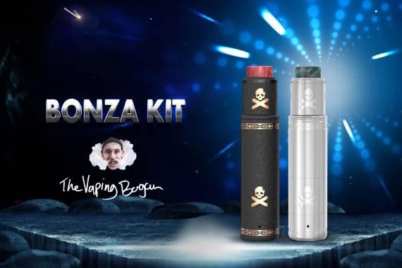Vandy Vape Bonza Kit - первый мех не комом?