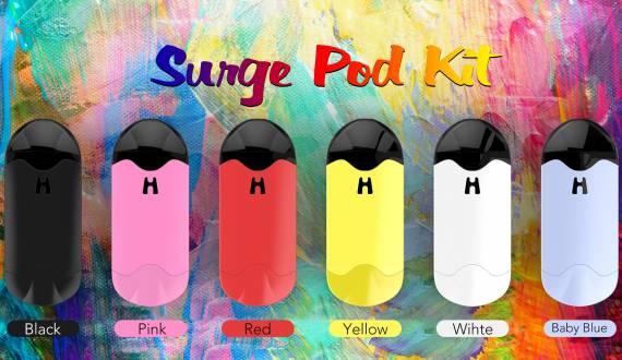 Пощупаем??? - HugsVape Surge Pod Kit...