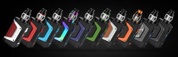 Новые старые предложения - Aegis Legend Kit и Aegis Mini от Geekvape...