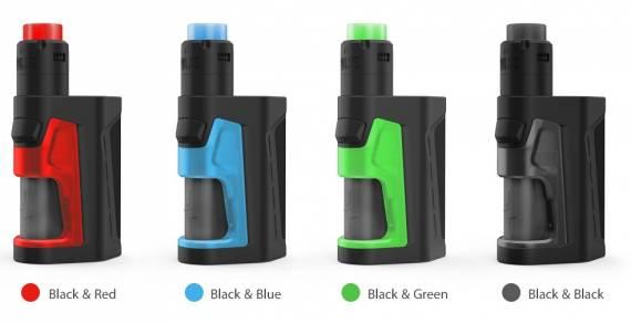 Vandy Vape Pulse dual Kit - самый компактный регулируемый сквонкер на две банки...