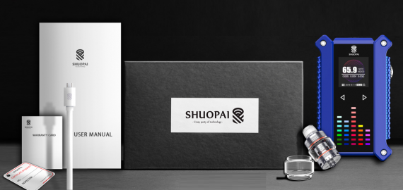 Shuopai Knight Kit - весомое начало...