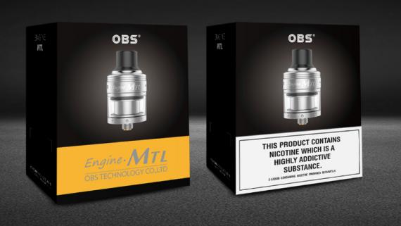 OBS Engine MTL RTA - вполне приличная MTL непроливайка...