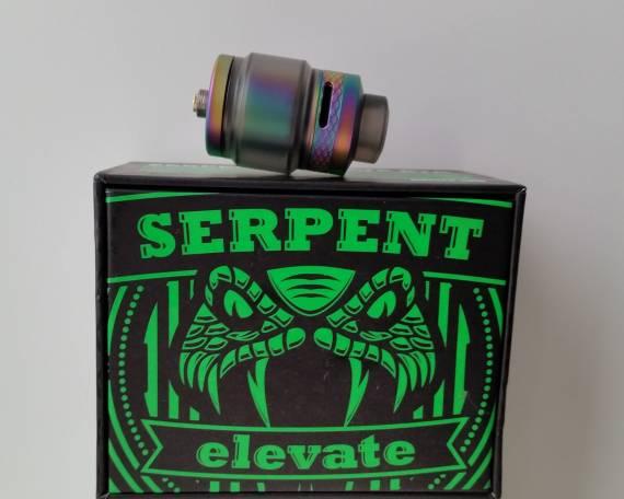 Пощупаем??? - Wotofo Serpent Elevate RTA...