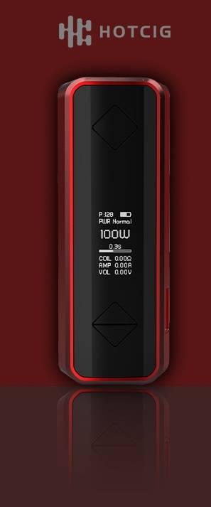 Hotcig G100  - стиль и качество...