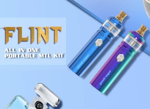 GeekVape Flint Kit - приятный MTL коротышка...