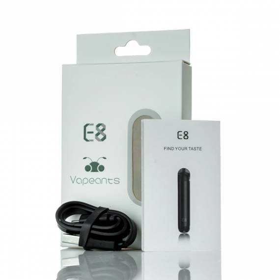 Vapeants E8 Pod System Review
