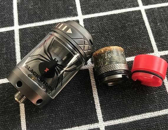 Move Vape Black Widow RTA - оригинальная вдовушка...