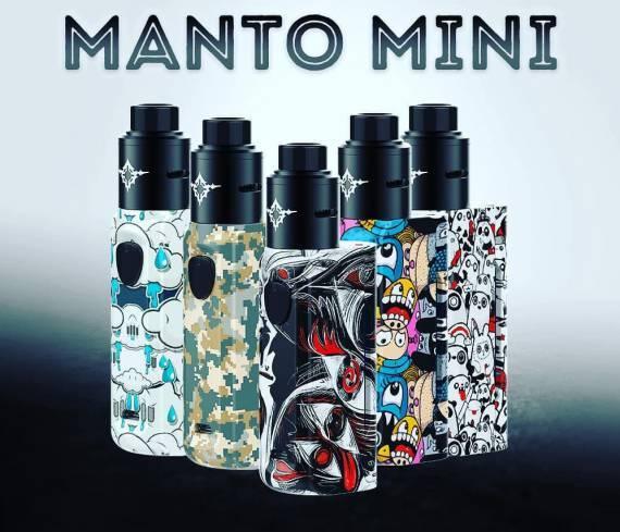 Новые старые предложения - Rincoe Manto Mini Kit и Vaporesso Luxe Kit...