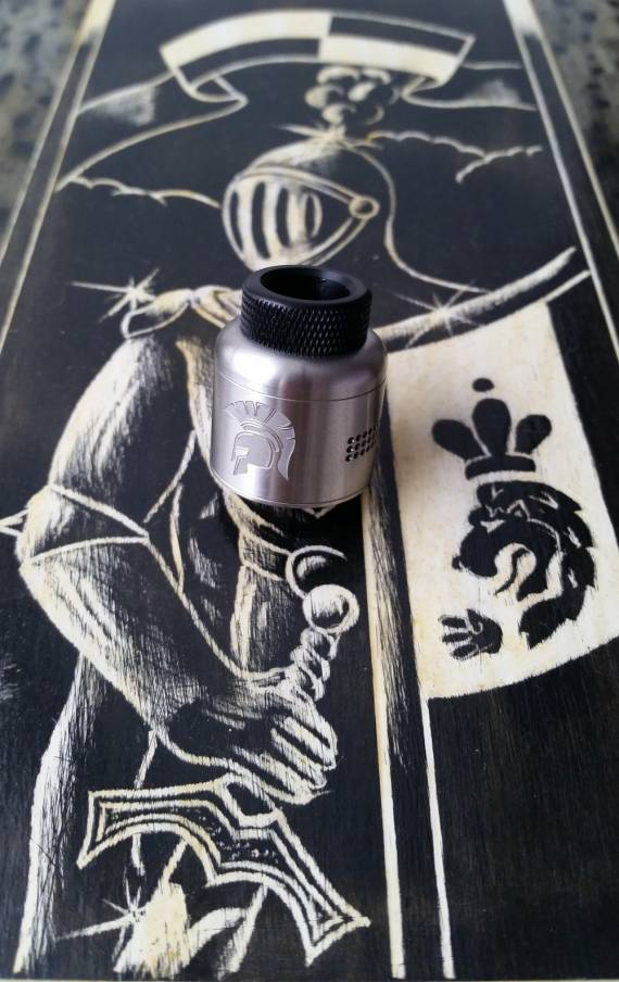 Пощупаем??? - Wotofo Warrior RDA...