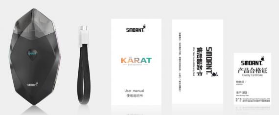 Smoant Karat Pod Kit - ценник соответствующий названию...