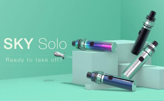 Vaporesso SKY Solo kit - без права смены атомайзера...