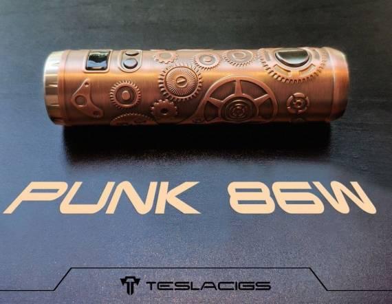 Teslacigs Punk 86W - и красив и актуален...