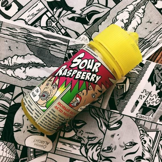 Holy Acid Mouth – всем любителям комиксов посвящается