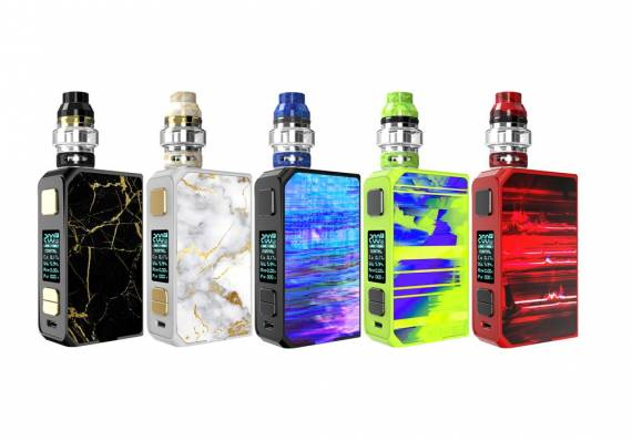 CoilART LUX 200 Kit - high fashion hurries to the rescue ...