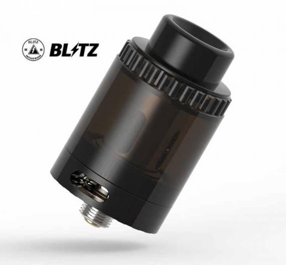 Blitz Mate Disposable Sub Ohm Tank - одноразовые танки плодятся с приличной скоростью...