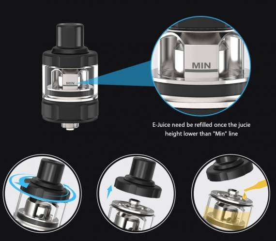 Vandy Vape AP Kit is another attempt to create a decent MTL set ...